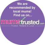 Mum's Trusted logo