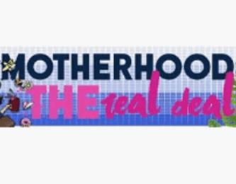 motherhood real deal logo