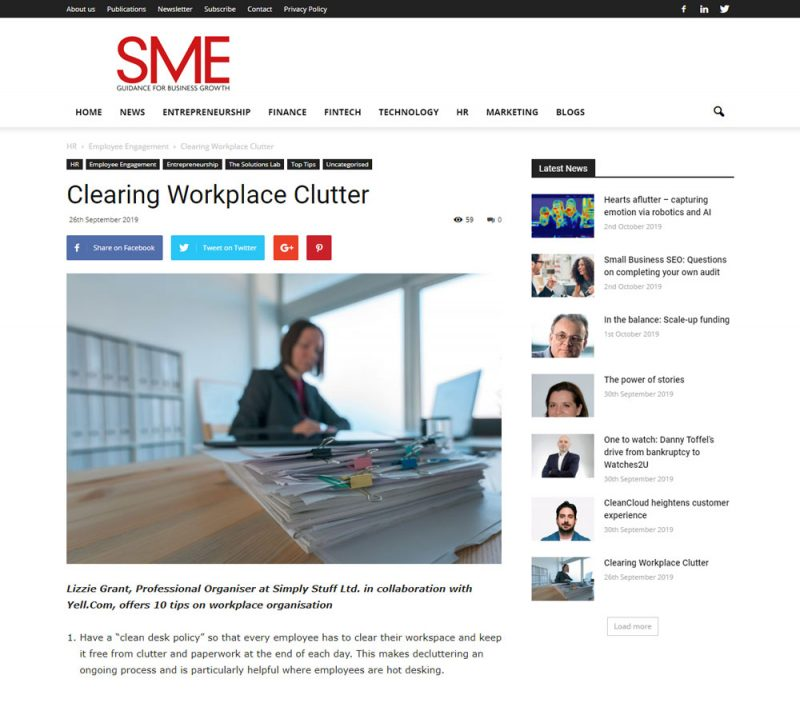 smeweb article